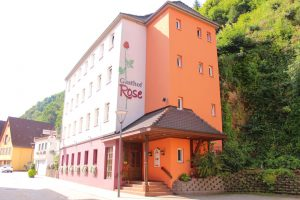 Gasthof Rose in Hornberg